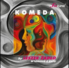 0140<span style='color:#CE0F69;'>(089) </span>Leszek Żądło Quartet - Komeda. Wygnanie z Raju <span style='color:#CE0F69;'>(vinyl)</span>